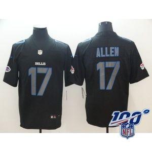 Buffalo Bills Josh Allen Jersey (4)